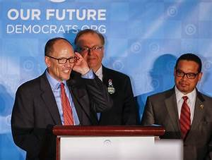 Perez, Ellison at finish line of Dem chair race - Chicago ...