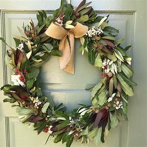 Christmas, Wreath, Making, Workshop, In, Chippendale, Sydney