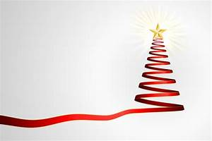 Free Simple Ribbon Christmas Tree Stock Photo - FreeImages com