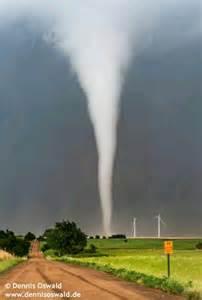 Tornado Storm Clouds Lightning