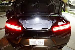 Chevy Camaro Cruze Oem Replacement Led Trunk Area Liftgate