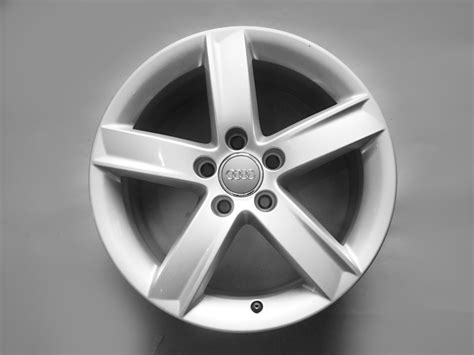 audi original 17 inch alloy rims sold tirehaus new