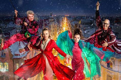 Rīgas Ziemassvētku koncerti Ķīpsalā šogad notiks 25. un 26 ...
