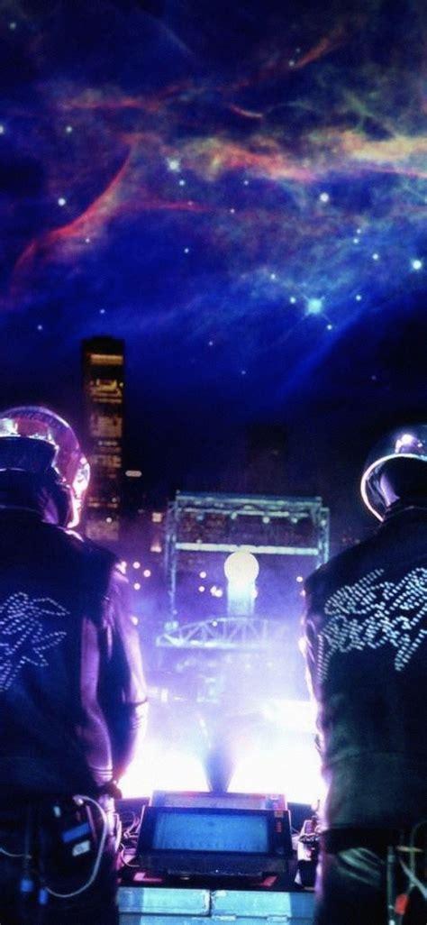 Daft Punk Character | wallpaper.sc iPhoneXS