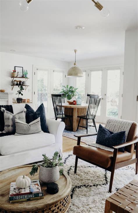 boho living room modern farmhouse dining room