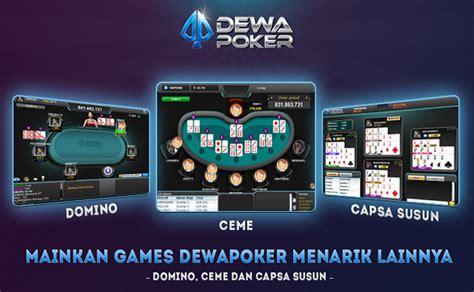 Info Panduan Situs Resmi DewaPoker.com, poker online ...