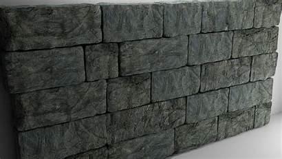 Stone Wall 3d Natural Poly Models Max
