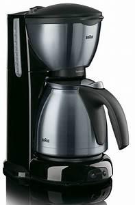 Kaffeemaschine Und Wasserkocher In Einem Gerät : braun sommelier kf610 kaffeemaschine mit optibrewsystem ~ Michelbontemps.com Haus und Dekorationen