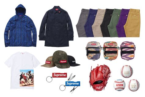 Supreme Clothing Line by Supreme 2012 Summer Collection Sneakhype