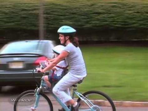 siège vélo avant le porte bébé vélo weeride k