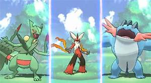 See five new Mega Evolutions from Pokémon Omega Ruby ...