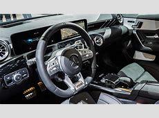 2018 Paris Motor Show MercedesAMG A35 showcased, to