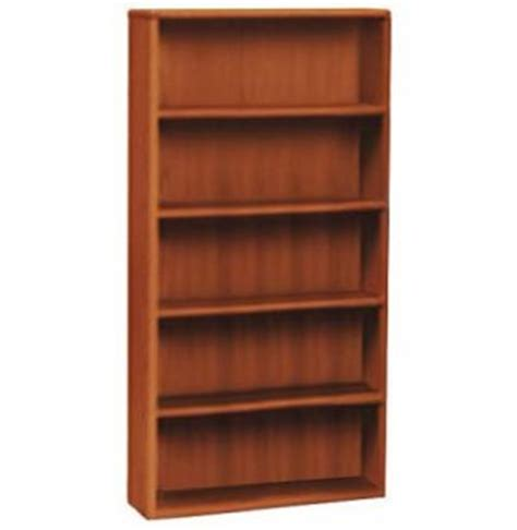 Hon Bookcase by Hon 4 Shelf Bookcase 36 Quot Wx71 Quot H Library Shelving Bookcases
