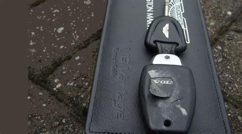 Why Aston Martins Use Volvo Keys