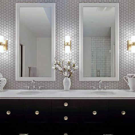 backsplash ideas for bathrooms top 70 best bathroom backsplash ideas sink wall designs