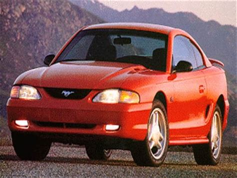 blue book value used cars 1985 ford mustang auto manual 1994 ford mustang coupe 2d used car prices kelley blue book