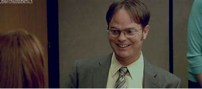 Dwight Office Schrute Gifs Shrute Facts Nod