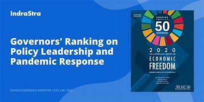 Ranking Governors Leadership Response Pandemic Policy Governor