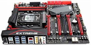Asus X99 Rampage V Extreme Review