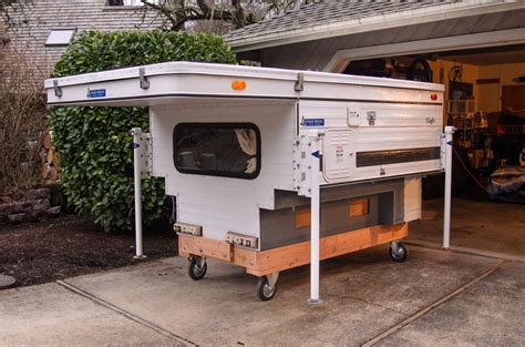 Camper, Truck Camper
