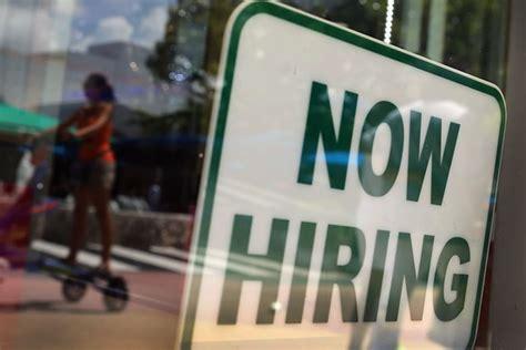 strong job creation weak stock market moneybeat wsj