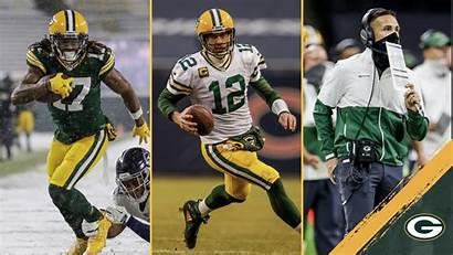 Packers Adams Rodgers Aaron Davante Wr Qb