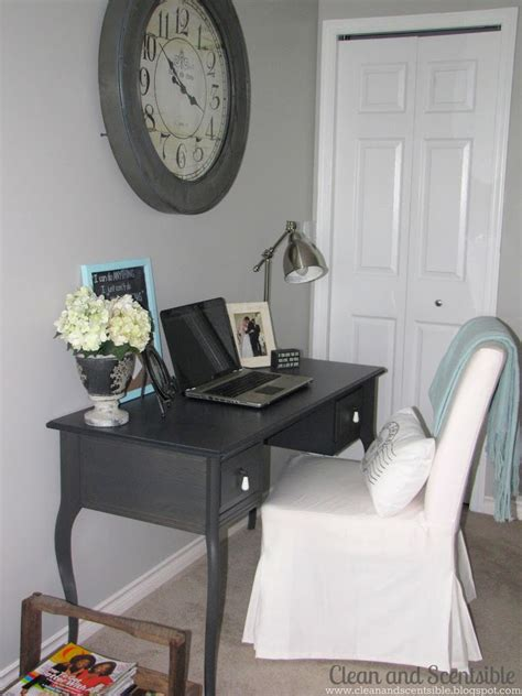 desk in master bedroom master bedroom makeover clean and scentsible