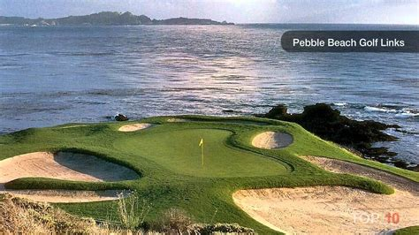 Top 10 Best Golf Courses in US - YouTube