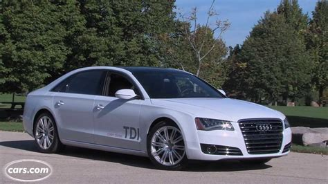 2014 Audi A8 L Tdi
