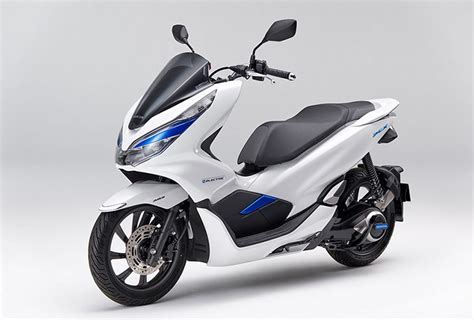 Honda Pcx Electric Image by Honda To Begin Lease Sales Of Electric Scooter Pcx