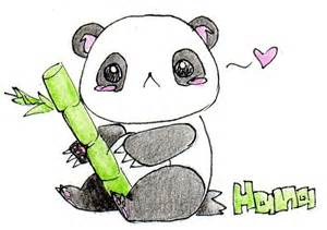 Cute Panda Drawings to Draw