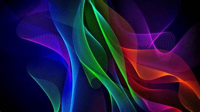 Razer Wallpapers Rainbow Colorful Phone Abstract 4k