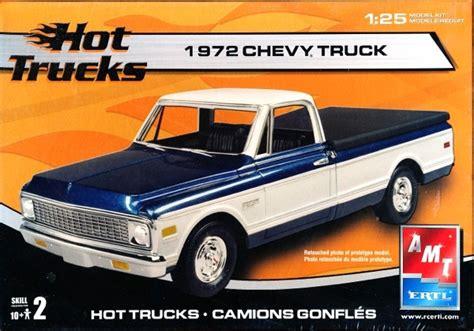 Chevy Trucks Models by 1972 Chevy Fleetside 1 25 Fs