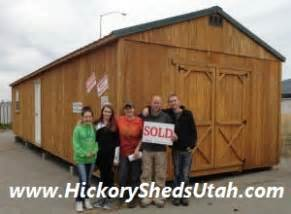 old hickory sheds owners idaho