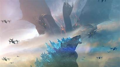 Godzilla Monsters King Wallpapers Background Movies 1080p