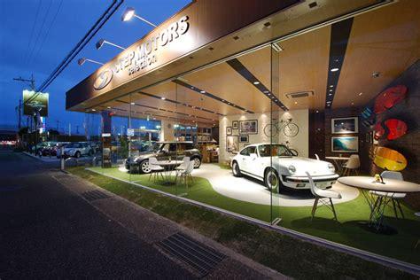 car dealership inspired  boutique retailing psfk