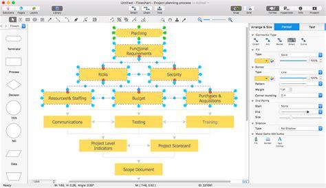 add  flowchart  ms word document conceptdraw helpdesk