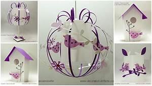 Luminaires chambre fille violet et blanc luminaire for Luminaire chambre enfant avec matelas babychou