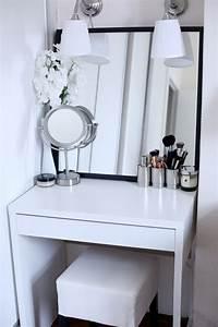 makeup vanity furniture Best 25+ Makeup tables ideas on Pinterest | Makeup desk, Vanity table organization and Diy ...