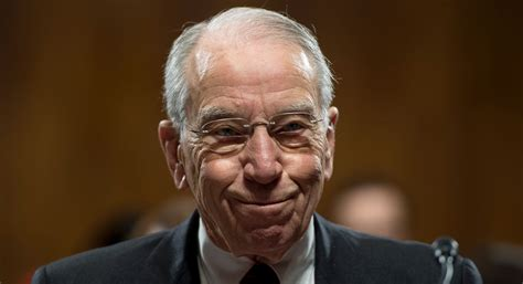 Grassley warns high court battle could eat up Senate
