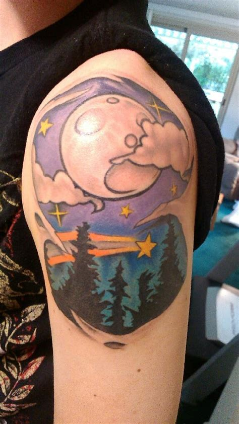 sky tattoos designs ideas  meaning tattoos