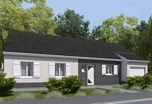 Plan Maison Individuelle 4 Chambres 14 Habitat Concept