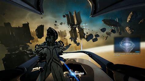 tennocon 2018 warframe gets railjack new co op spaceship