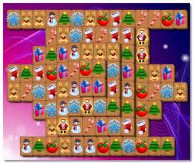 Christmas Mahjong Free Online Games