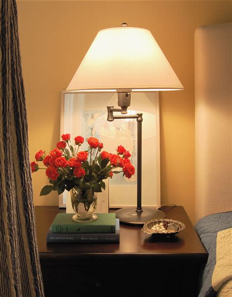 Small Table Lamps For Bedroom  Appropriate Bedroom Table