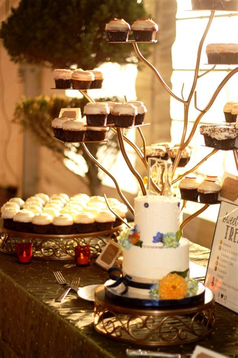 cupcake tree stand large buy  rent   wedding