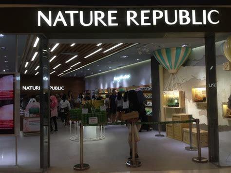 Harga Nature Republic Store Jakarta visit store nature republic di jakarta lippo