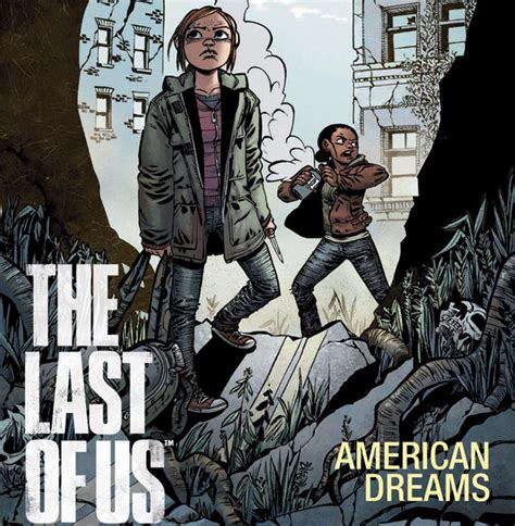 First Issue Of The Last Of Us American Dreams Available