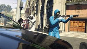 GTA 5 Online Heists How Much RP And Cash You Earn For