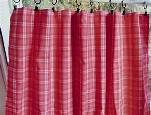 Vorhänge Rot Weiß : liv karierte gardine blau wei textil gardinen ~ Orissabook.com Haus und Dekorationen